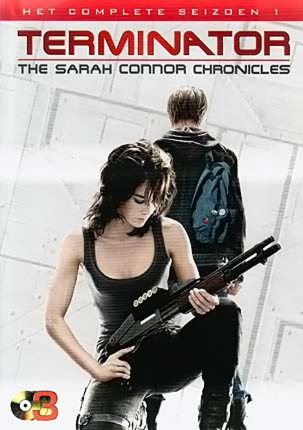 Terminator : the Sarah Connor chronicles. Het complete seizoen 1