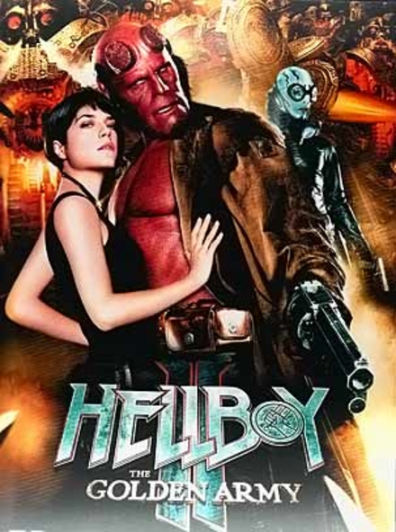 Hellboy. [II], The golden army