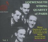Loewenguth Quartet. vol.1