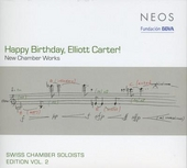 Happy birthday, Elliott Carter! : new chamber music