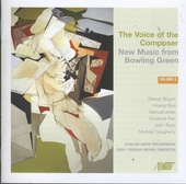 The voice of the composer : New music from Bowling Green. vol.5