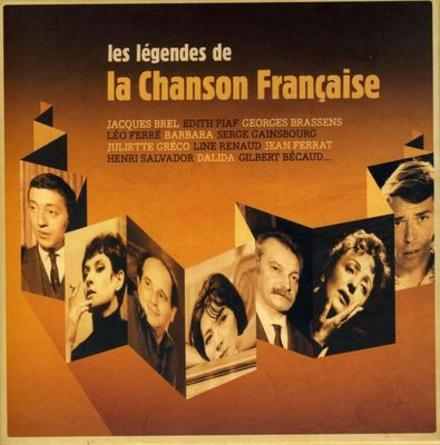 Les légendes de la chanson Française