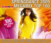 Springdance 2009 megamix top 100