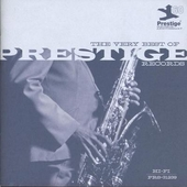 The very best of Prestige records