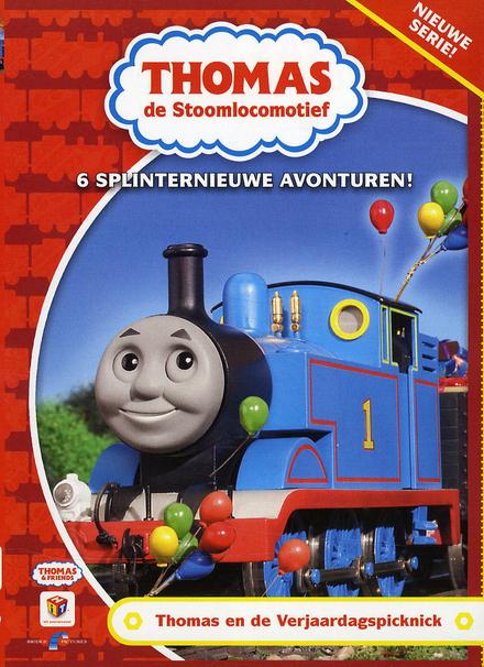 Thomas en de verjaardagspicknick