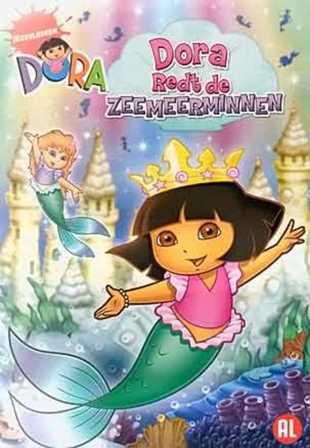Dora redt de zeemeerminnen