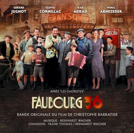 Faubourg 36 : bande originale du film