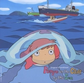 Ponyo on the cliff by the sea : original soundtrack