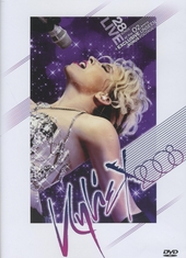 Kylie X 2008 : live at the O2 Arena