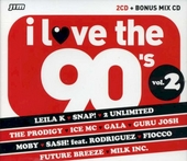 I love the 90's. Vol. 2