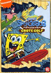 SpongeBob en de grote golf