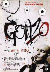 Gonzo : the life and work of Dr. Hunter S. Thompson