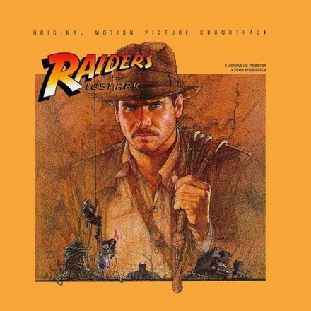 Raiders of the lost ark : original motion picture soundtrack
