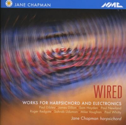 Wired : Works for harpsichord and electronics