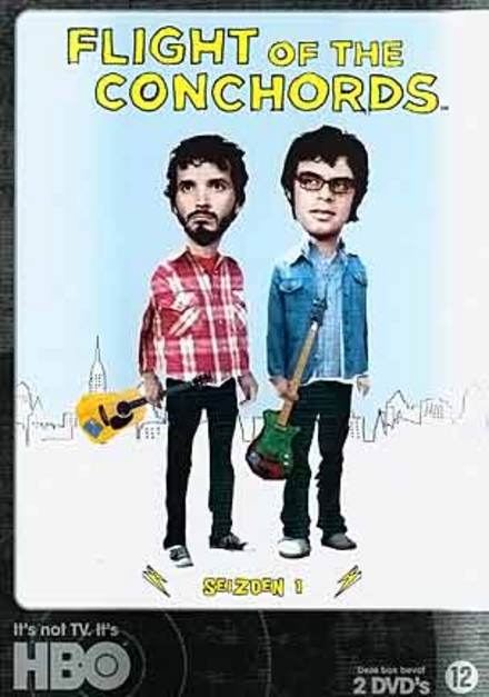 Flight of the conchords. Seizoen 1