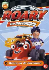 Roary op de racebaan