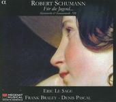 Vierhändige klavier-Stücke ; Album für die Jugend