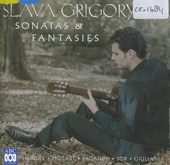Sonatas & fantasies
