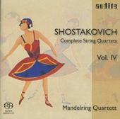 Complete string quartets vol.IV. vol.4