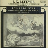 Quatuors pour clarinette et cordes I-IV