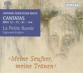 Cantatas for the complete liturgical year. Vol. 8, Meine Seufzer, meine Tränen