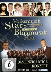 Volksmusik Stars singen Blasmusik Hits : Das einzigartige konzert