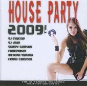 House party 2009 : The ultimate megamix. vol.1