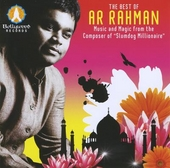 """The best of A.R. Rahman : music and magic from the composer of """"Slumdog millionaire"""""""