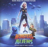 Monsters vs aliens : music from the motion picture