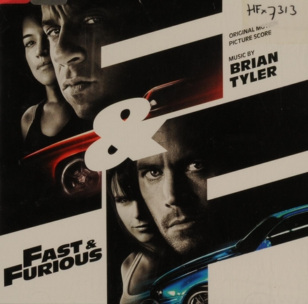 Fast & furious : original motion picture score