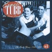 The Texas troubador : The early years 1936-1941. vol.1