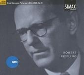 Robert Riefling live in concert. vol.4