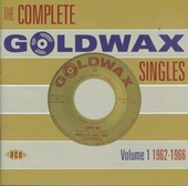 The complete Goldwax singles. Vol.1 : 1962-1966