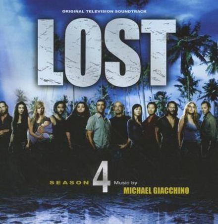 Lost season 4 : original television soundtrack