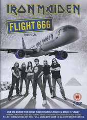Flight 666 : de film