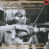 Sonate in a-moll für Violine solo. vol.1