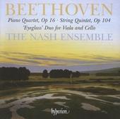 String quintet in C minor Op 104