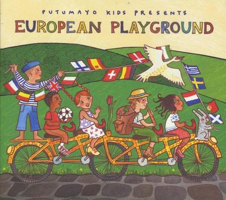Putumayo kids presents European playground