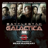 Battlestar Galactica season 3 : orignal soundtrack from the Sci Fi Channel television series