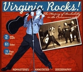 Virginia rocks! : the history of rockabilly in the Commonwealth 1952-1966