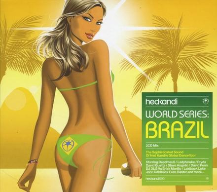 Hedkandi world series : Brazil