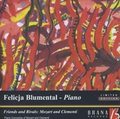 Friends and rivals : Piano concertos of Mozart and Clementi