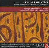 Friends and rivals : Piano concertos of Beethoven and Hoffmeister