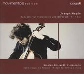 Konzerte für Violoncello und Orchester Nr.1 & 2