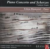 Piano concerto and scherzos