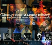 Chicago blues : a living history
