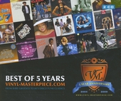 Best of 5 years Vinyl-masterpiece.com 2004-2009 : From rare grooves to 80's disco funk classics