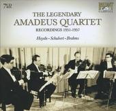The legendary Amadeus Quartet