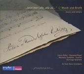 Jetzt hört alle, alle zu... : Musik und Briefe. vol.1