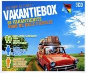 Vakantiebox : 60 vakantiehits voor de hele familie